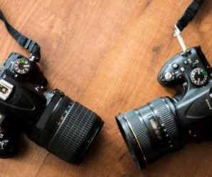 Buy DSLR cameras after reviewing its pros and cons