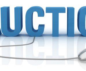 online auction ads